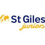 St Giles Juniors logo